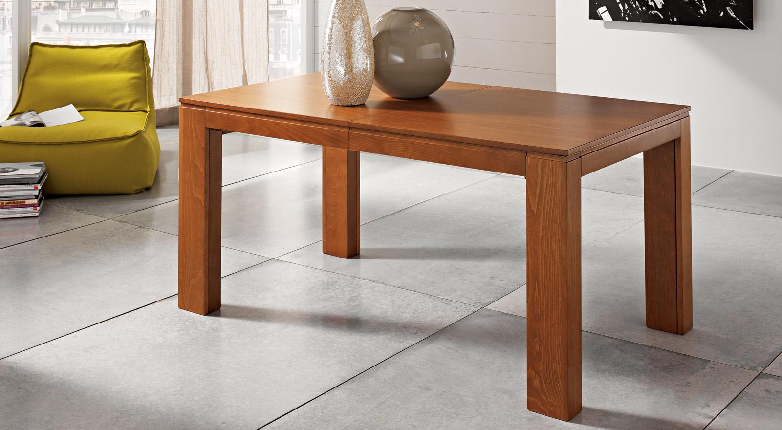 Tavoli Moderni in Legno