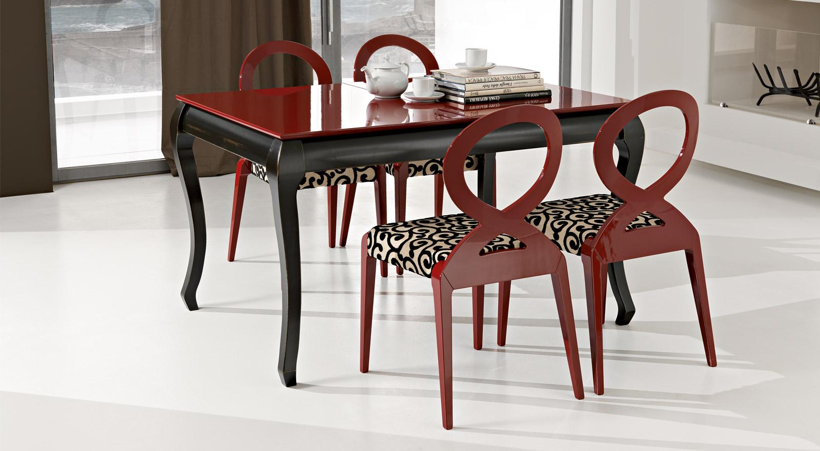 Tavoli Moderni Laccati